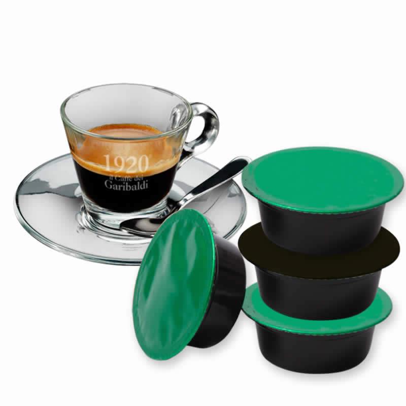 Cialde caff capsule compatibili nespresso lavazza - Cialde lavazza prezzo ...